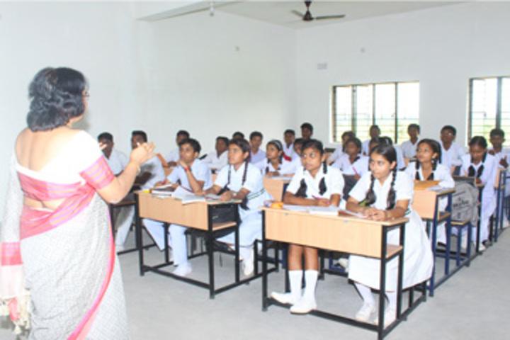S D Public School-Classroom