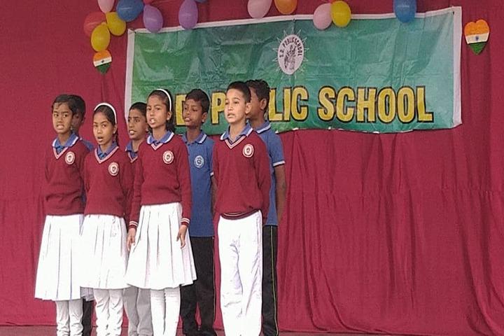 S D Public School-Singing Competition