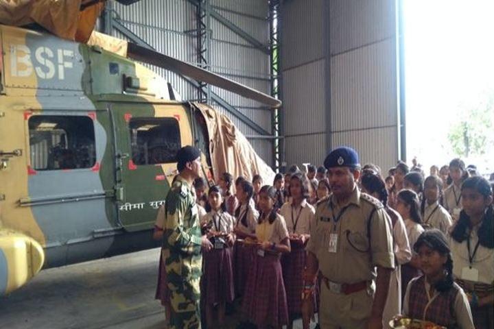 SR Dav Public School-Activity