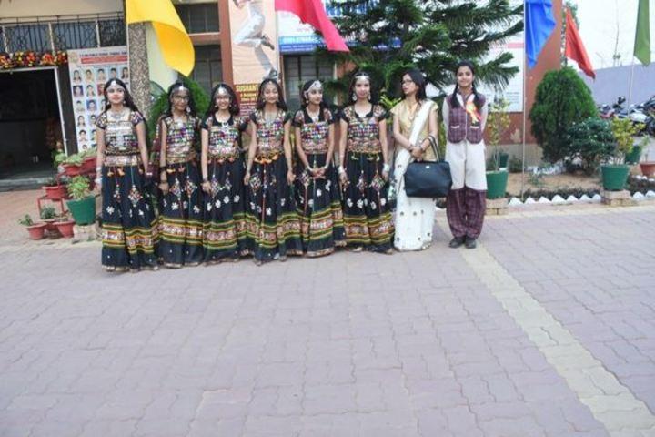 SR Dav Public School-Annaul Day