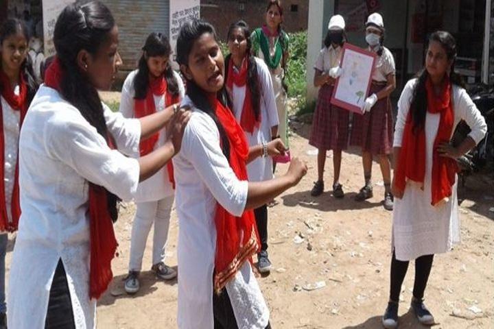 SR Dav Public School-Drama Activity