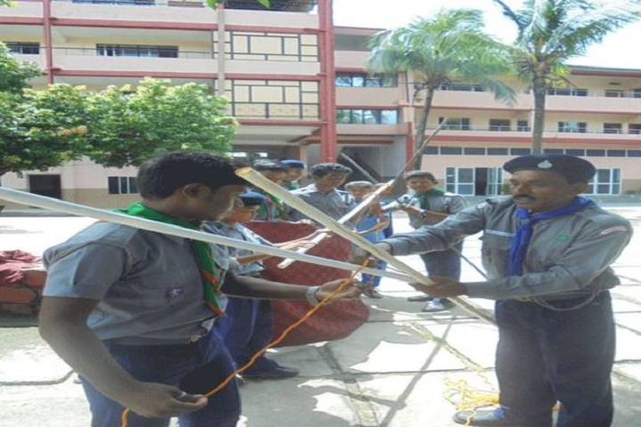 Sachidanand Gyan Bharti Model School-Scout