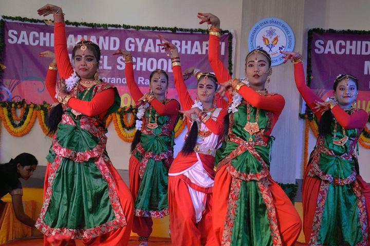 Sachidanand Gyan Bharti Model School-Annual Prize Distribution Day