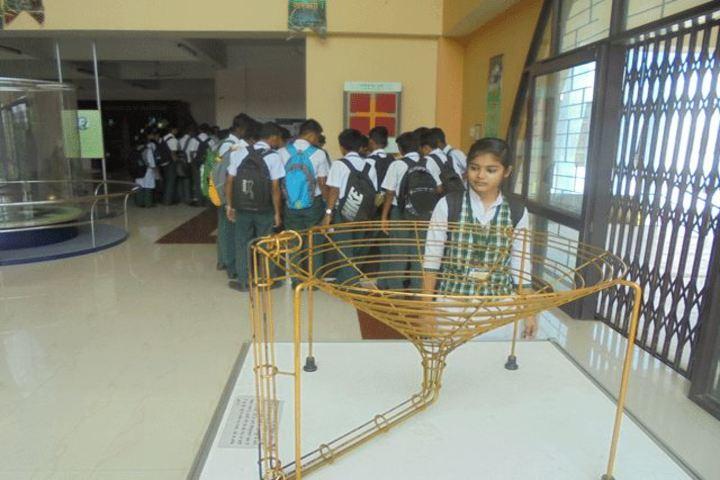 Sachidanand Gyan Bharti Model School-Educational Tour