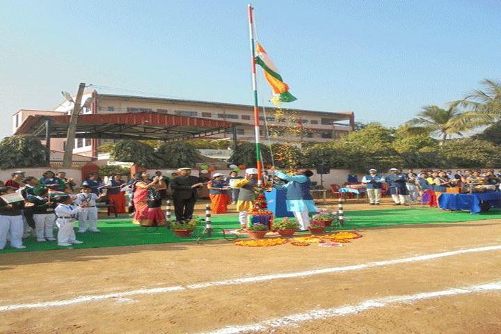 Sachidanand Gyan Bharti Model School-Republic Day