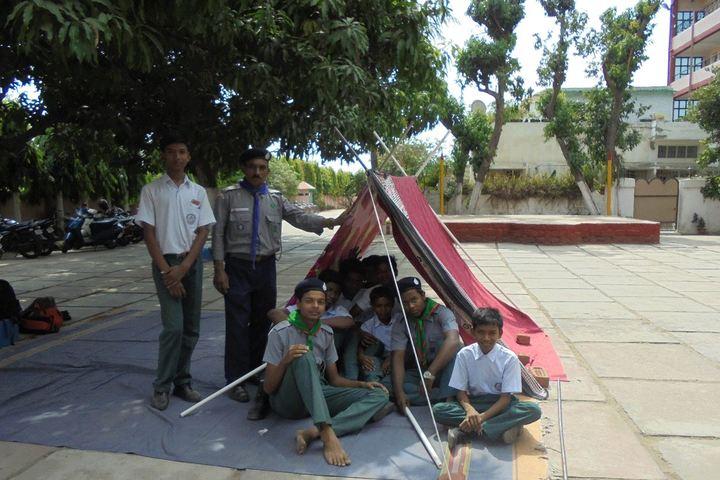 Sachidanand Gyan Bharti Model School-Summer Camp