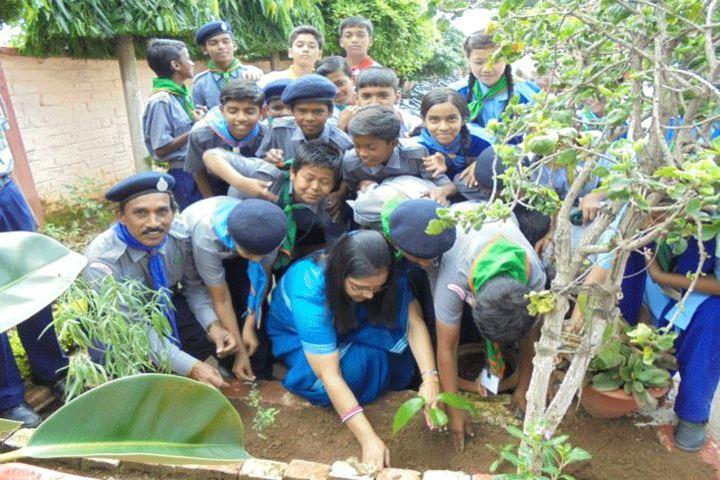Sachidanand Gyan Bharti Model School-Vanmohoutsav