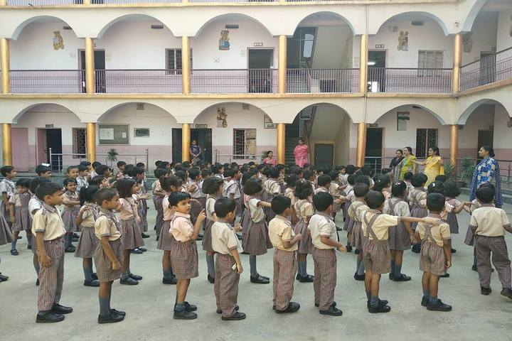 Sacred Heart School-Assembly