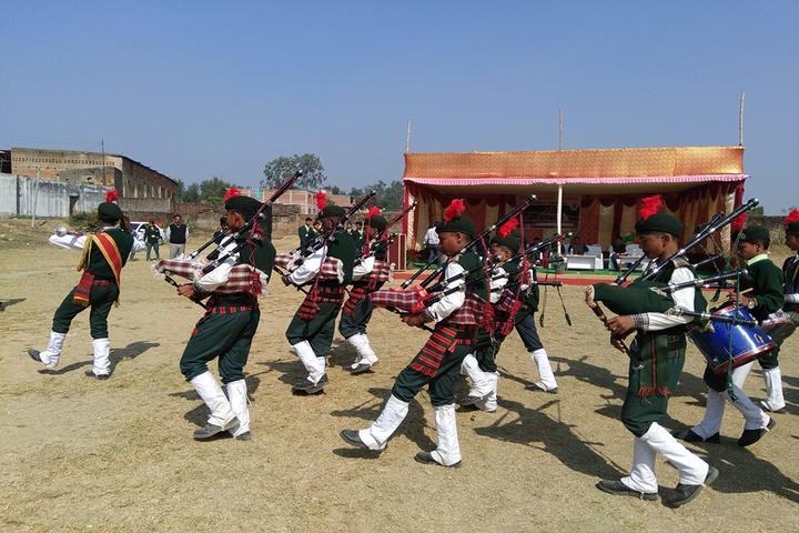 Sacred Heart School-Band Troop