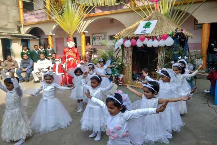 Sacred Heart School-Christmas Celebrations