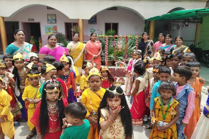 Sacred Heart School-Janamastami Celebrations