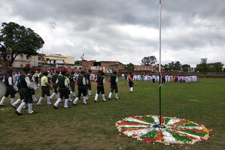 Sacred Heart School-Republic Day