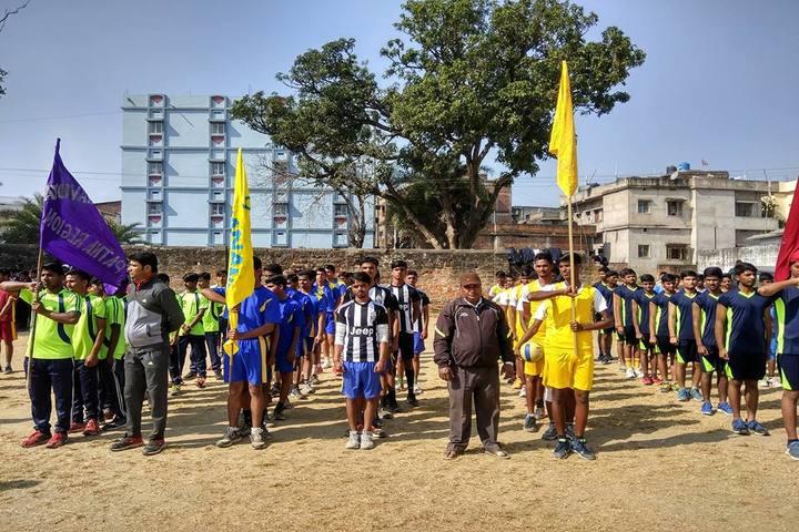 Sacred Heart School-Sports Day