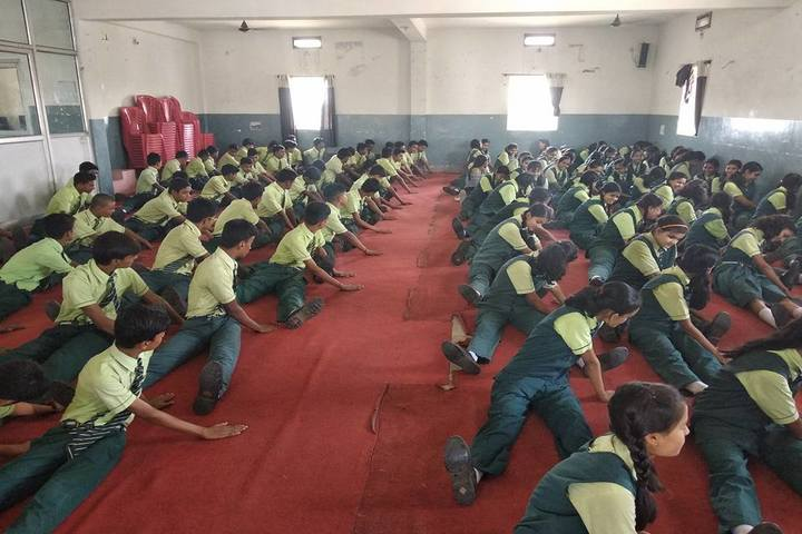 Sacred Heart School-Yoga
