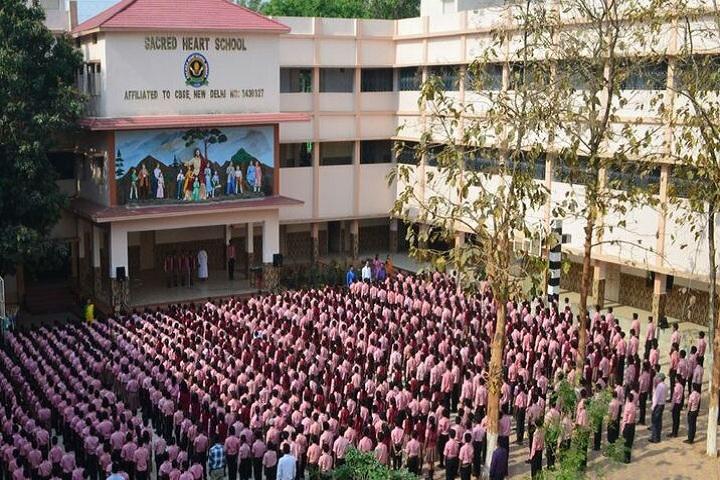 Sacred Heart School-Morning Assembly