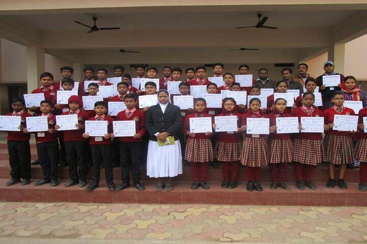 Sacred Heart School-Achievements