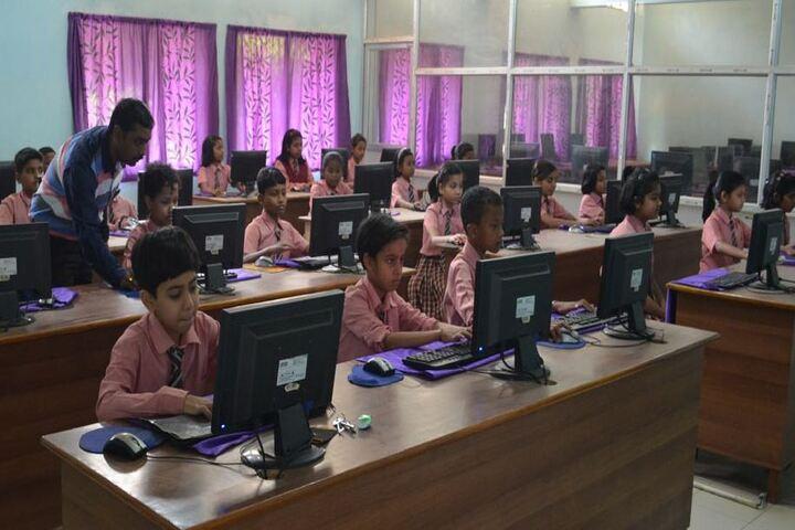 Sacred Heart School-Computer Lab