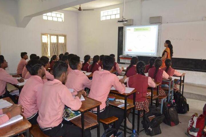 Sacred Heart School-Digital Classroom