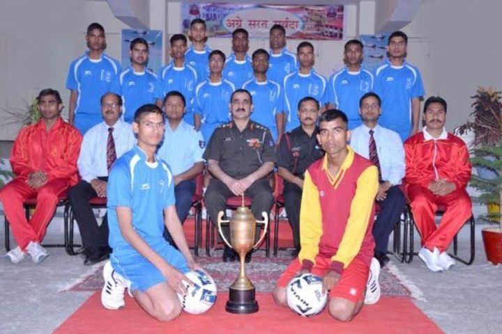 Sainik School-Achievements