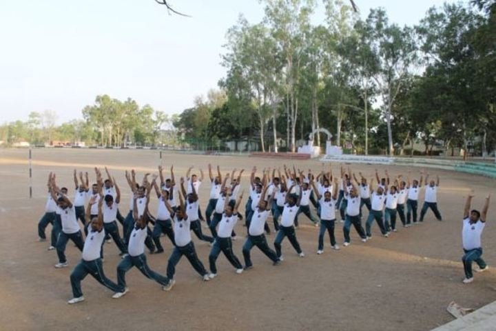 Sainik School-Fitness Activity