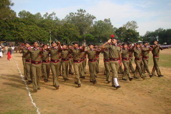Sainik School-Scout