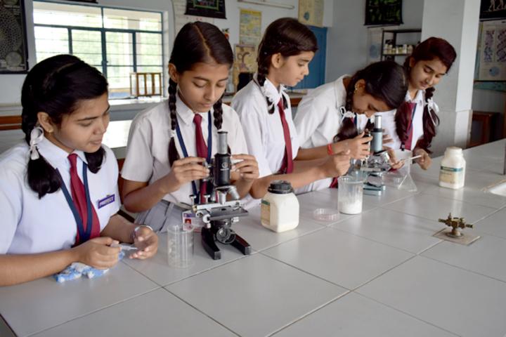 Sant Nand Lal Samriti Vidya Mandir-Chemistry Lab