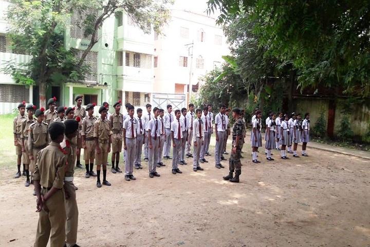 Sant Nand Lal Samriti Vidya Mandir-NCC