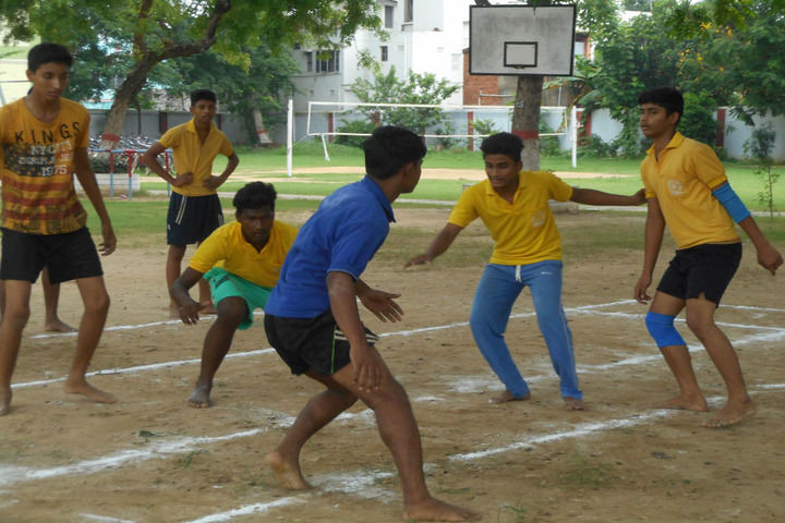 Sant Nand Lal Samriti Vidya Mandir-Sports