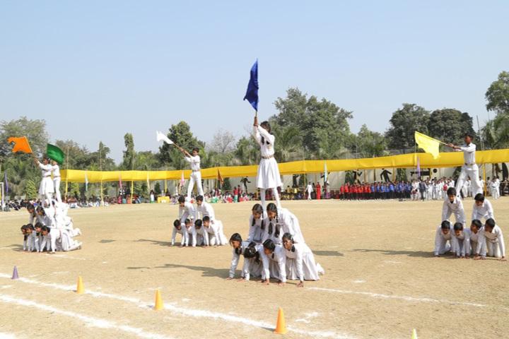 Sarala Birla Public School-Annual Sports Meet