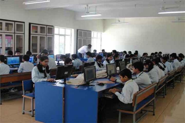 Sarala Birla Public School-Computer Lab