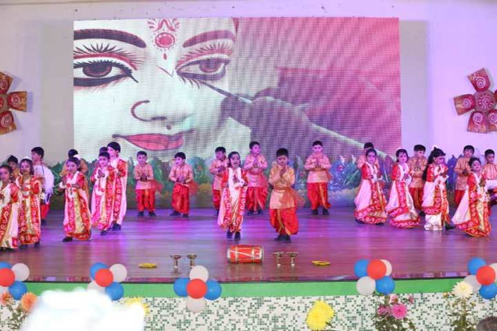 Sarala Birla Public School-Cultural Fest