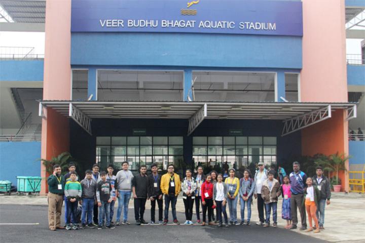 Sarala Birla Public School-Educational Tour
