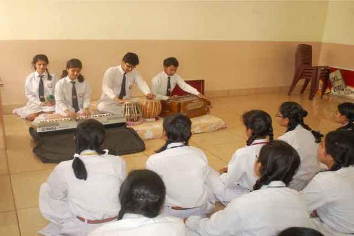 Sarala Birla Public School-Music Room