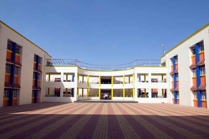Sarala Birla Public School-School Building