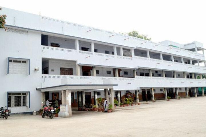 Saraswati Shishu Mandir-School Building
