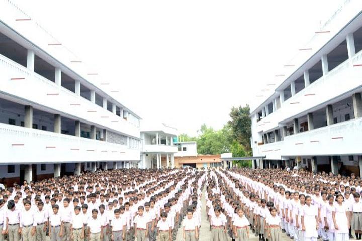 Saraswati Shishu Mandir-Assembly