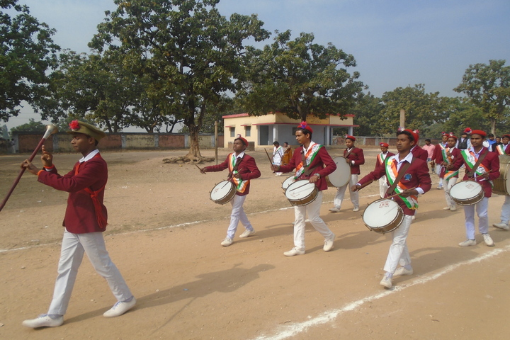 Saraswati Shishu Vidya Mandir-Band Troop