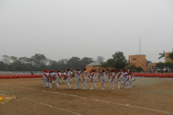Saraswati Shishu Vidya Mandir-Republic Day
