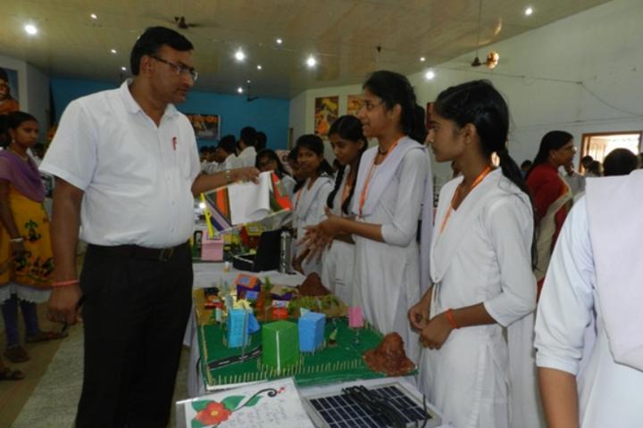 Saraswati Shishu Vidya Mandir-School Exhibition