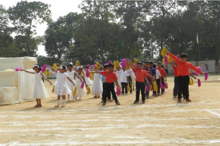 Saraswati Shishu Vidya Mandir-Sports Meet
