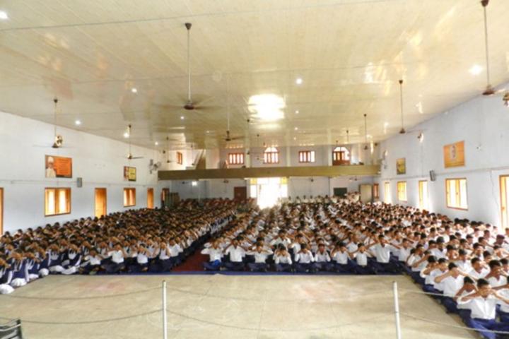 Saraswati Shishu Vidya Mandir-Yoga Day