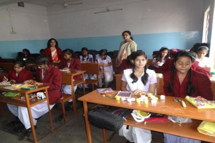 Saraswati Vidya Mandir-Classroom