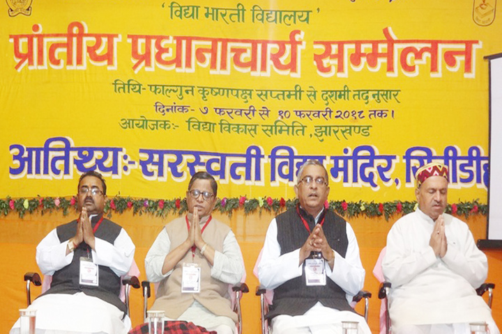 Saraswati Vidya Mandir-Mathematics Day