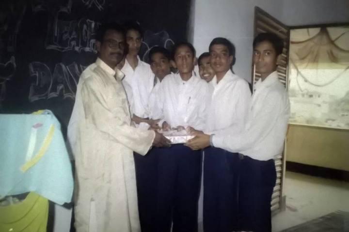 Saraswati Vidya Mandir High School-Prize Distribution