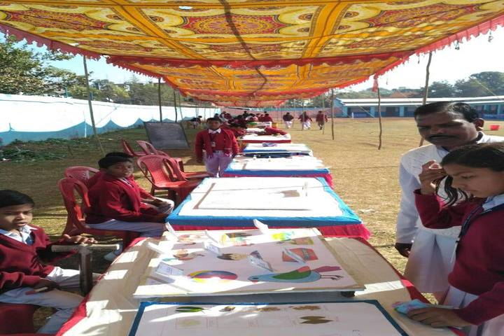 Saraswati Vidya Mandir High School-Exhibition