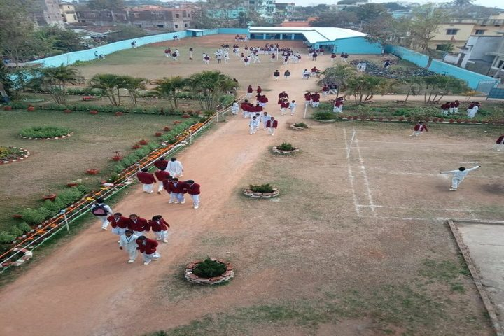 Saraswati Vidya Mandir High School-Play Area