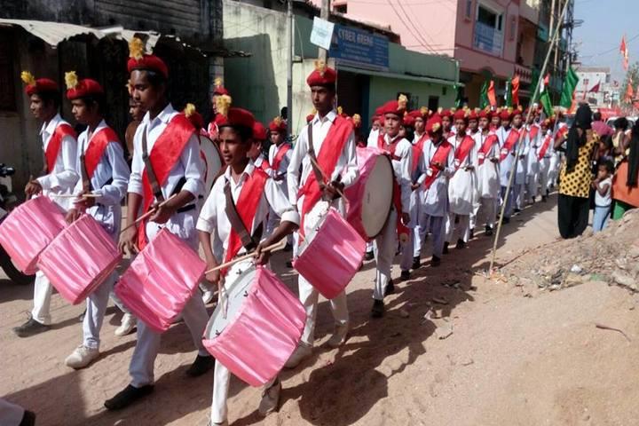 Saraswati Vidya Mandir High School-School Band