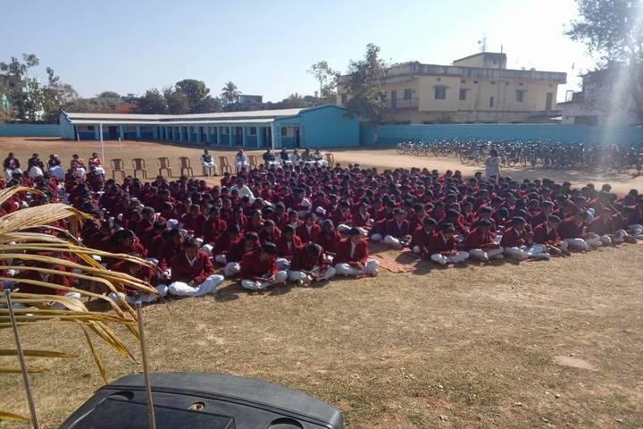 Saraswati Vidya Mandir High School-Students