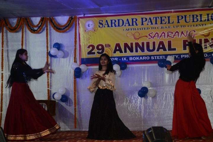 Sardar Patel Public School-Dance