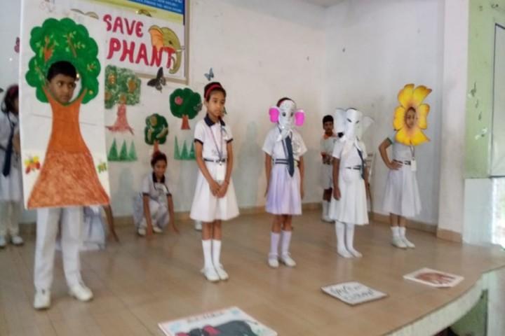 Sardar Patel Public School-Elephanth Day
